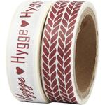 Washi tape Hygge + Strik