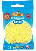 Hama mini 43 Pastel Yellow