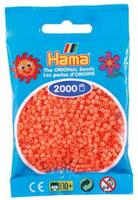 Hama mini 44 pastel Red